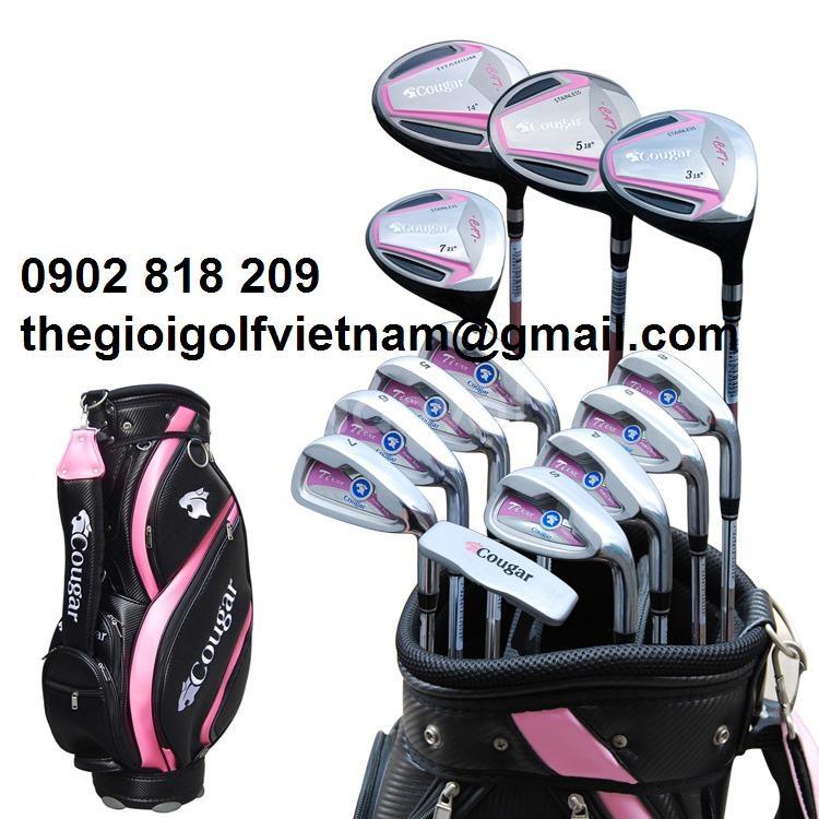 Bộ gậy tập golf cho người mới tập chơi golf