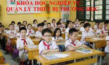 Học chứng chỉ quản lý thiết bị trường học