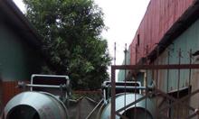 Máy trộn bê tông lật nghiêng 250l, 350l
