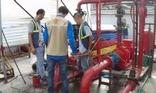 Tuyển lao động phổ thông lắp đặt phòng cháy