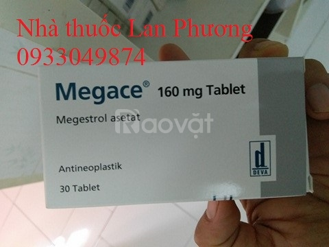Giá Thuốc Megace 160mg Megestrol acetat TpHCM