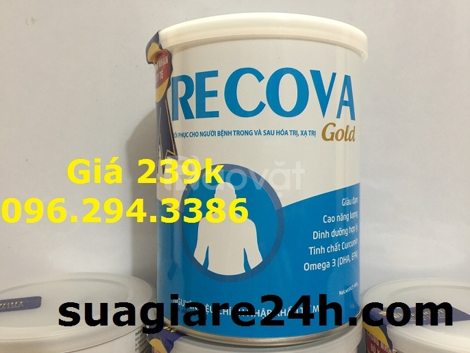 Sữa Recova gold giá 239k rẻ trong giá rẻ