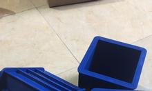 Khuôn mẫu bê tông lập phương nhựa 150x150x150mm