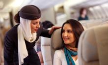 Etihad Airways khuyến mãi hạng Nhất và Thương gia