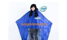 Sản xuất áo mưa bộ, áo mưa cánh dơi tại Nghệ An