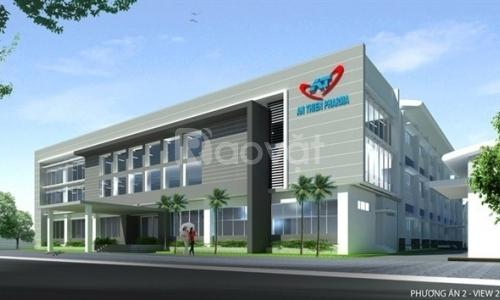 Nhà thầu xây dựng nhà xưởng ở Tiền Giang