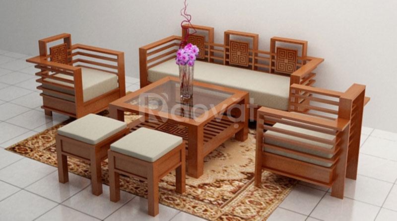 Đóng mới đồ gỗ tại Hà Nội- Đồ gỗ Quang Tùng