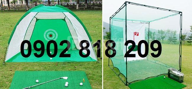 Bộ khung lều chơi golf trong nhà, khung lưới golf