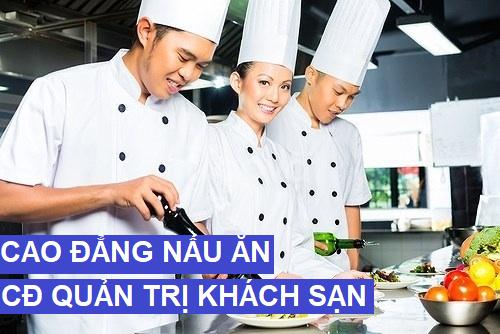Học trung cấp nấu ăn ở đâu tốt