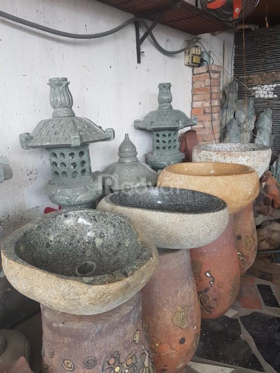 Lavabo đá cuội thiết bị vệ sinh giá rẻ tại tphcm