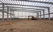 Đơn giá xây dựng nhà xưởng ở Hậu Giang