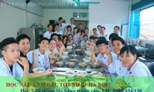 Tuyển sinh lớp học nấu ăn đào tạo chuyên nghiệp