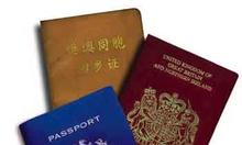 Làm visa Dubai, visa Trung Quốc