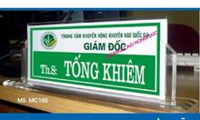 Công ty quảng cáo Hồng Đức chuyên biển chức danh