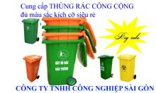 Sỉ và lẻ thùng rác nhựa 120l,240l  Ms Ngọc