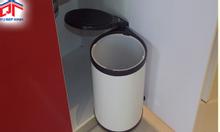 Phụ kiện tủ bếp - Thùng rác âm tủ inox wellmax