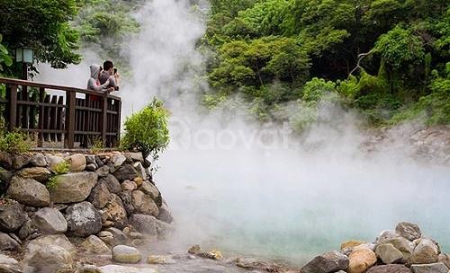 Thuê xe du lịch khám phá suối nước nóng Bang ở Quảng Bình