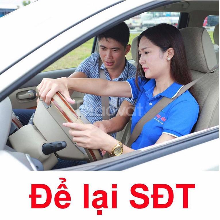 Học lái xe ở đâu cam kết đậu