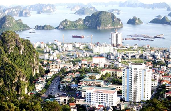 Cho thuê xe 29 chỗ đi du lịch Quảng Ninh