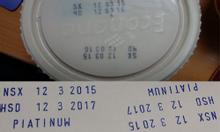 Bộ dấu ghép chữ và số liền mực