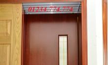 Cung cấp cửa gỗ MDF Veneer, Melamine, Laminate giá đại lý