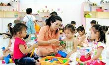 Học giáo viên mầm non hệ vb2 tại Hà Nội lớp t7, cn
