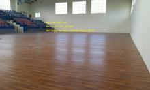 Sàn Ecosport Floor giả Vân Gỗ