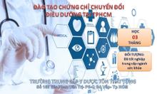 Đào tạo Chứng chỉ chuyển đổi ngành Điều dưỡng ở đâu TPHCM?