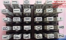 Bộ dấu ghép chữ Toyoda