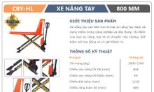 Kinh doanh xe nâng tay Lạng Sơn | Xe nâng 80 cm