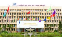 Liên thông CĐ lên Đại học sư phạm tiểu học Hà Nội