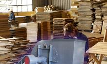 Quạt hút bụi xưởng gỗ, quạt hút bụi giá rẻ