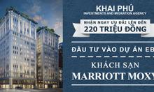 Định cư Mỹ EB5: Dự án khách sạn Marriott Moxy