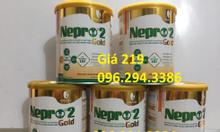 Sữa nepro 2 gold giá 219k