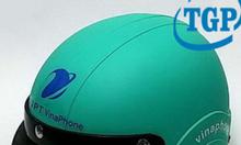 Mũ bảo hiểm in logo giá rẻ tại Phú Yên