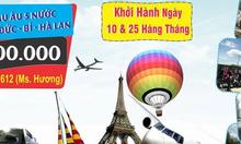 Du lịch nước ngoài giá rẻ