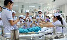 Tuyển sinh đào tạo ngành Điều dưỡng - 0972846586