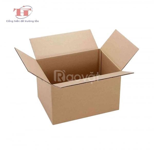 In thùng carton 3 lớp uy tín, giá rẻ Hải Phòng