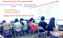 Học tin học tốt Hà Nội