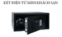 Két sắt mini, két điện tử mini, két sắt nhập khẩu chính hãng