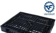 Pallet nhựa Bình Định | Pallet 1200x1000x150