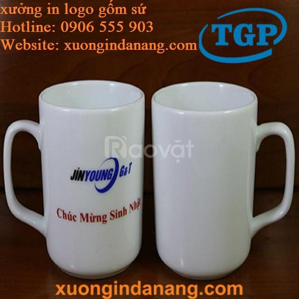 Cơ sở in bộ ấm trà tại Phú Yên