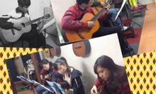 Dạy học đàn guitar tại Gò Vấp - daydangiare.com