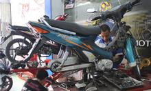 Tuyển thợ, phụ sửa chữa xe máy