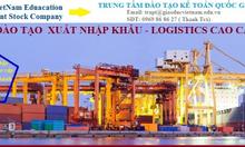 Đào tạo xuất nhập khẩu - Logistics cao cấp thực tế