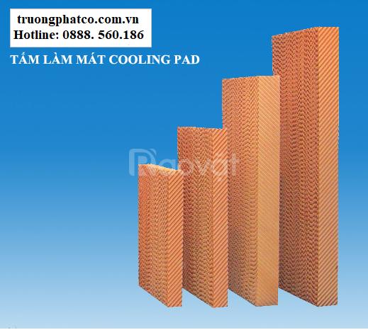 Thông gió làm mát bằng công nghệ Cooling Pad