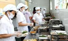 Tuyển phụ việc bếp cơm cho trường học