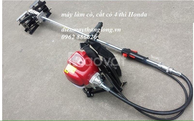 Máy xới cỏ, xạc cỏ Honda GX35 giá rẻ