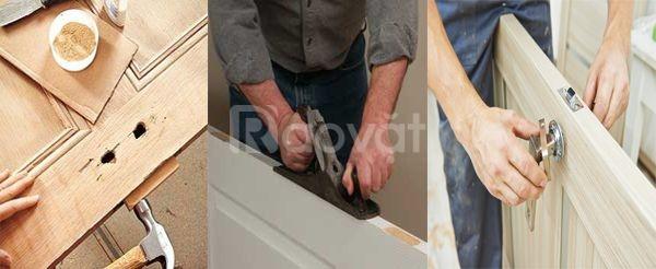 Thợ Mộc tháo, lắp ráp đồ gỗ