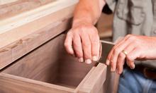 Dịch vụ sơn PU, sửa chữa đồ gỗ tại Quận 8